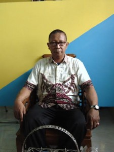 Bpk Sarno, Spd , Kepala Sekolah SMP Negeri 2 Kotabaru