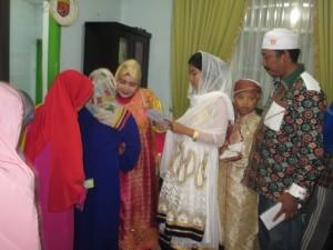 Kasno dan keluarga