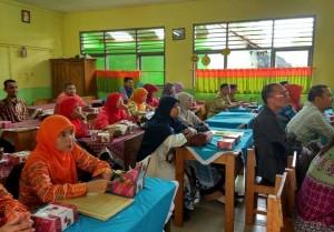 para peserta K 13 tingkat sekolah dasar