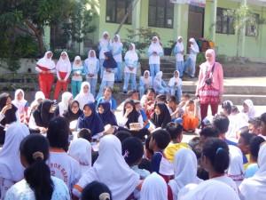 Masa Pengenalan Sekolah SMPN 19 Depok