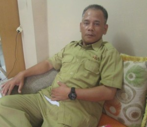 Kepala SDN Anyelir 2, Abu Mutholib, SPd