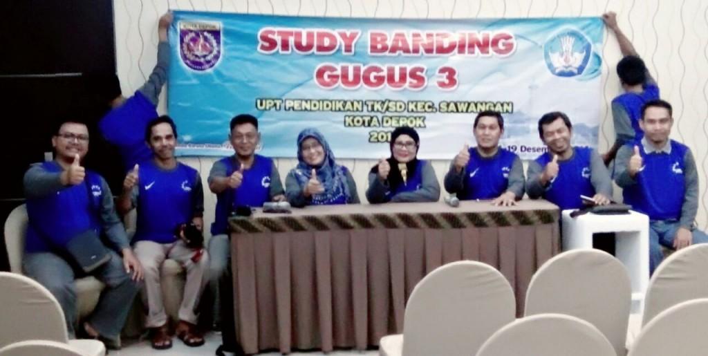 studi banding UPT Pendidikan  Sawangan ke Jogya