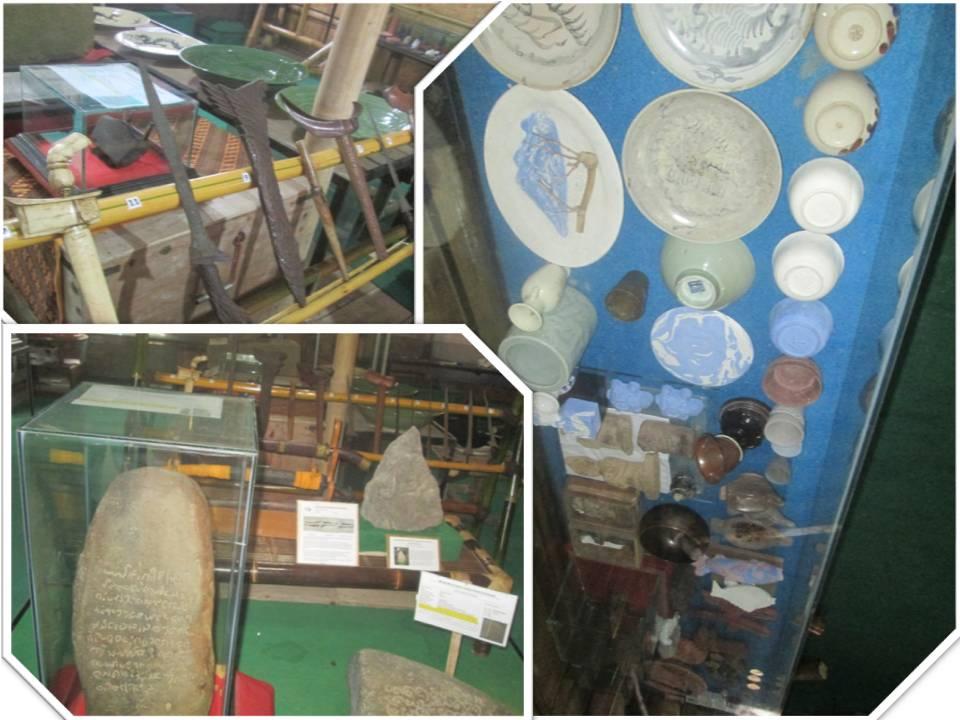 Ratusan benda-peninggalan Prabu Siliwangi di Pamerkan di Museum Prabu Siliwangi