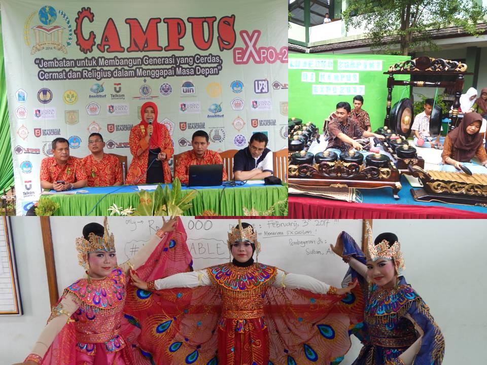 Kampus Expo 2017 SMAN 10 Depok