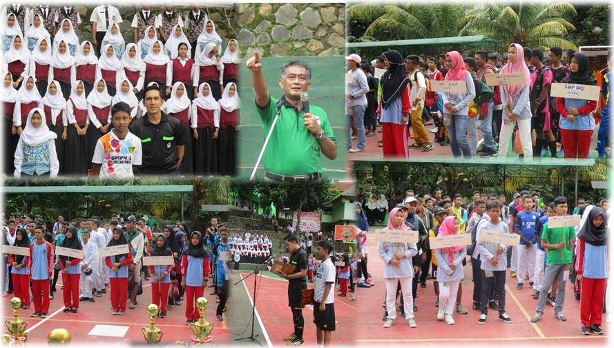 Futsal CUP 2017 SMK Plus PGRI 1 Cibinong Ke – X