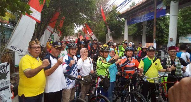 Gowes Bareng Camat Cimanggis-swarapendidikan.co.id
