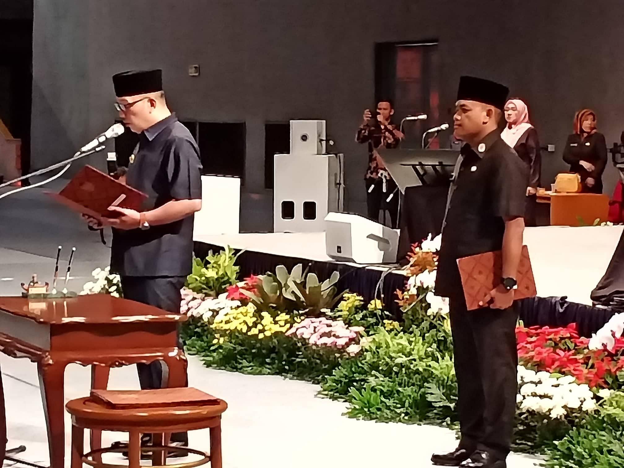 Gubernur Jawa Barat, Ridwal Kamil