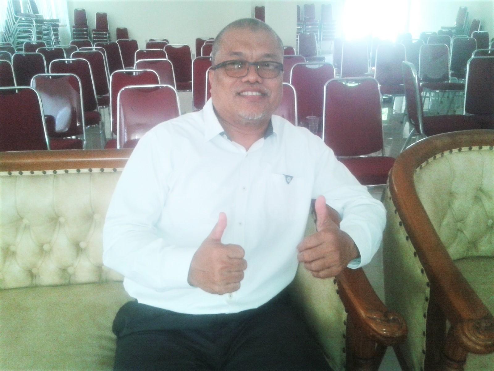 Ketua BMPS Kota Depok, H. Aceo Al Azhari