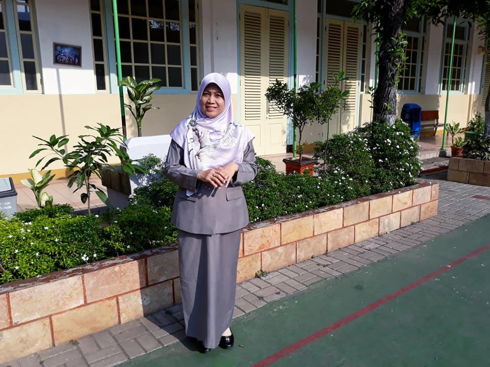 Anggota DPRD Kota Depok, Komisi D, Farida Rahmayanti