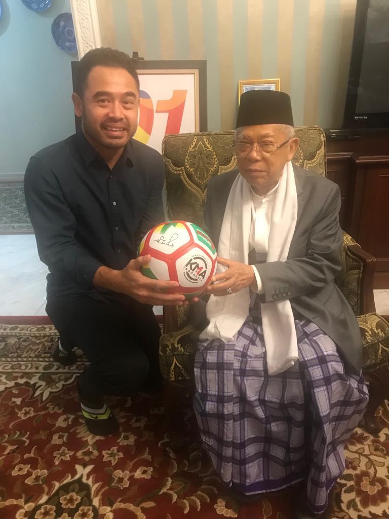 Wakil Presiden Republik Indonesia, Prof. Dr. KH. Ma'ruf Amin
