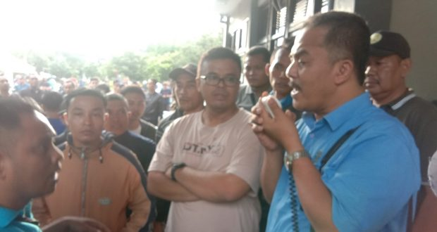 Odik, Manager Kawasan LIPI Cibinong