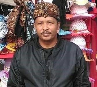 Rasikin bin Ridwan, Pegiat Pendidikan tinggal di Cipayung Depok