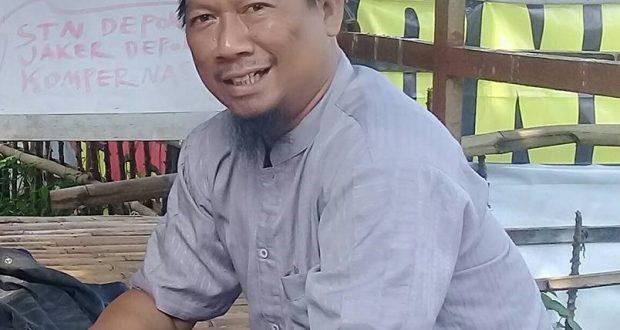 Sutrisno, warga Mampang