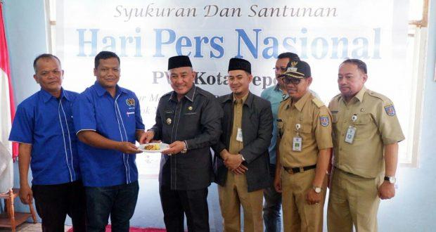 Walikota peringati HPN 2020
