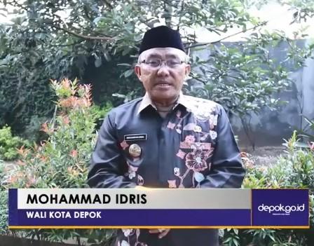 Walikota Depok, Mohammad Idris